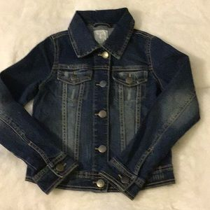 Girl's Children's Place Jean Jacket